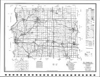 St. Croix County Highway Map, St. Croix County 1987